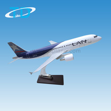 Handicraft high estimated airplane LAN A320 1:67 56cm airbus model