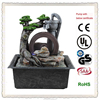 Resin Tree Waterwheel Small Indoor Fountains
