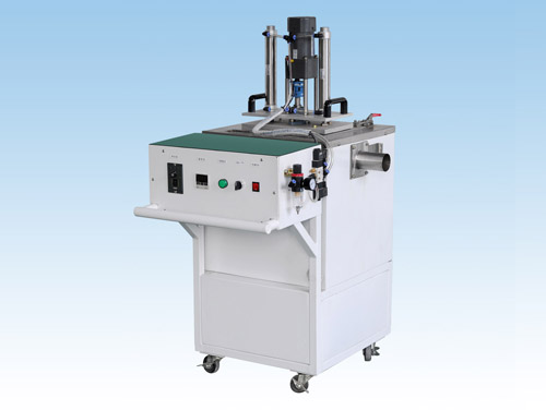 Solder dross recovery machine