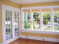 China manufactory PVC window&door projects for Philippine market, Singapore market and Thailand markets wholesale pvc doors