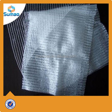 10g HDPE Raschel Knitted Pallet Net Wrap,plastic wrap for flower,plastic wrap for candy