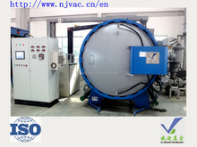 Competitive price high efficiency vacuum high pressure gas quenching furnace