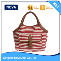 Hot Selling Lady Bag Canvas Handbag