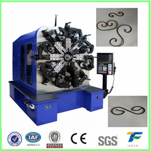 Automatic CNC wire bending Spring Making Machine(China Manufacturer)