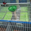 Two Storey Double Rabbit Cage