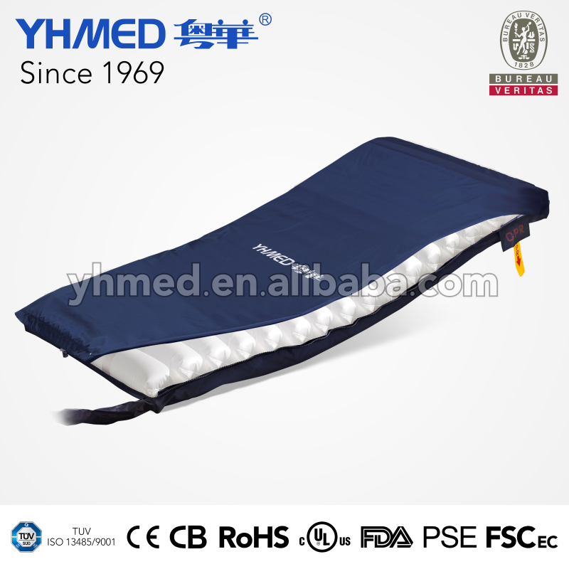 Medical Anti Bedsore Pump PVC mattress for hospital bed