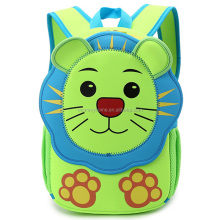 3D Animal Pattern Children Neoprene School Bags 2017 Kids Backpack Waterproof M7061901