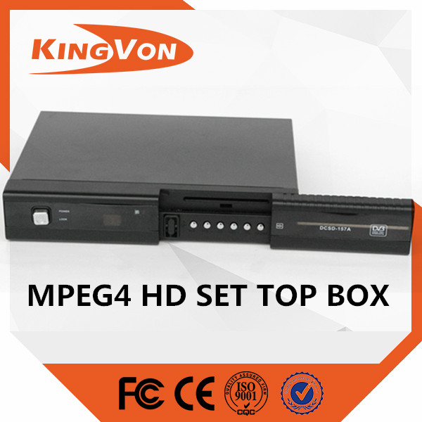 digital cable tv hd mini set top box receiver with good price for HISION chip