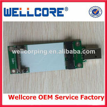 Wholesale Cheap Mini PCI-E Wireless to USB Adapter Card With SIM Card Slot From China manufacturer