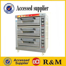 bread manufacturer deck cookie oven