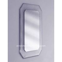 Polygon Acrylic Mirror Frame