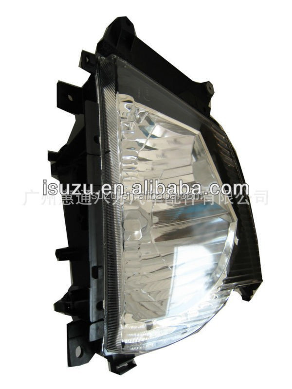 head lamp assy head light L JMC 600P auto parts JMC Qingling light truck