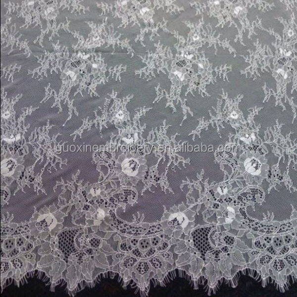 Eyelash Lace For Wedding Dress Manufacturer in china