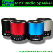 Factory selling L-062 good price mini digital mini sound box speaker