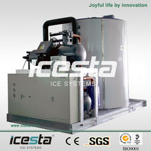 ICESTA Auto Electronic Industrial flake ice Plants