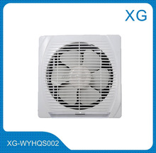 "150mm plastic bathroom exhaust fan/6"" Wall Tape Ventilator Fan/Shutter Exhaust Fan"