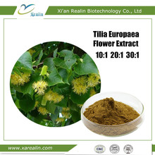 Top Quality Linden Flower Extract Tilia Europaea Flower Extract 10:1 20:1