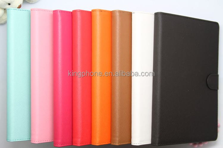 For Ipad mini simple design leather flip case, wholesale for ipad mini leather flip case in china