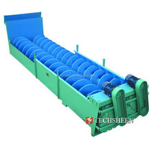 Sand Crushing Plant Aggregate Stone and Sand Washer