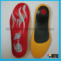 shock absorbing PU foam insole, orthotic insole