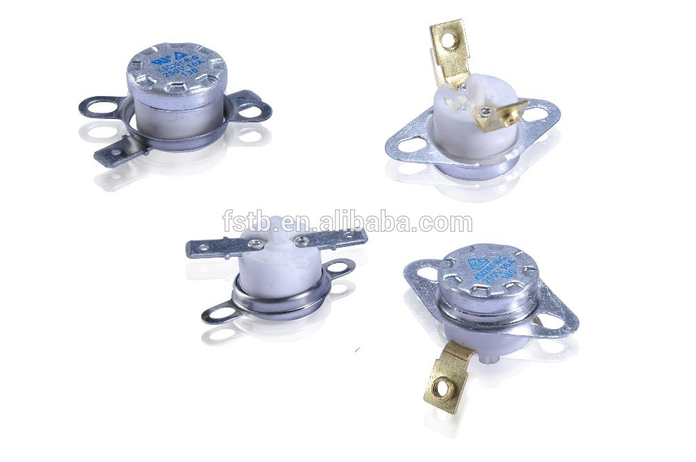 FSTB 120v thermal overload protector thermo disc switch for coffee maker