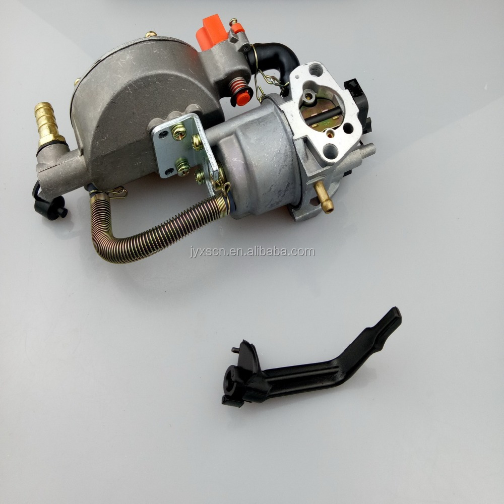 Dual Fuel Carburetor Generator <strong>LPG</strong> <strong>Conversion</strong> For GX390 188F Engine <strong>LPG</strong> NG 1KW 6KW