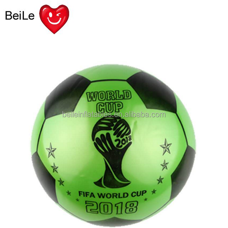 2018 world cup pattern colorful printing beach ball