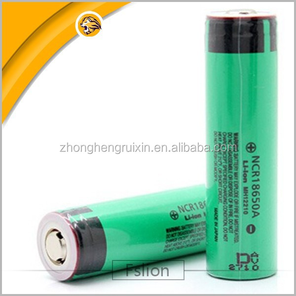 for Panasonic NCR18650A Protected Rechargeable 3100mAh 3.7V 18650 Lithium Batteries authentic cells