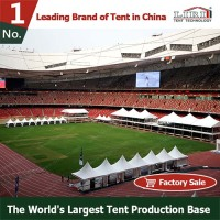 New Style Customized Modular Pagoda Tent for Sport and Event