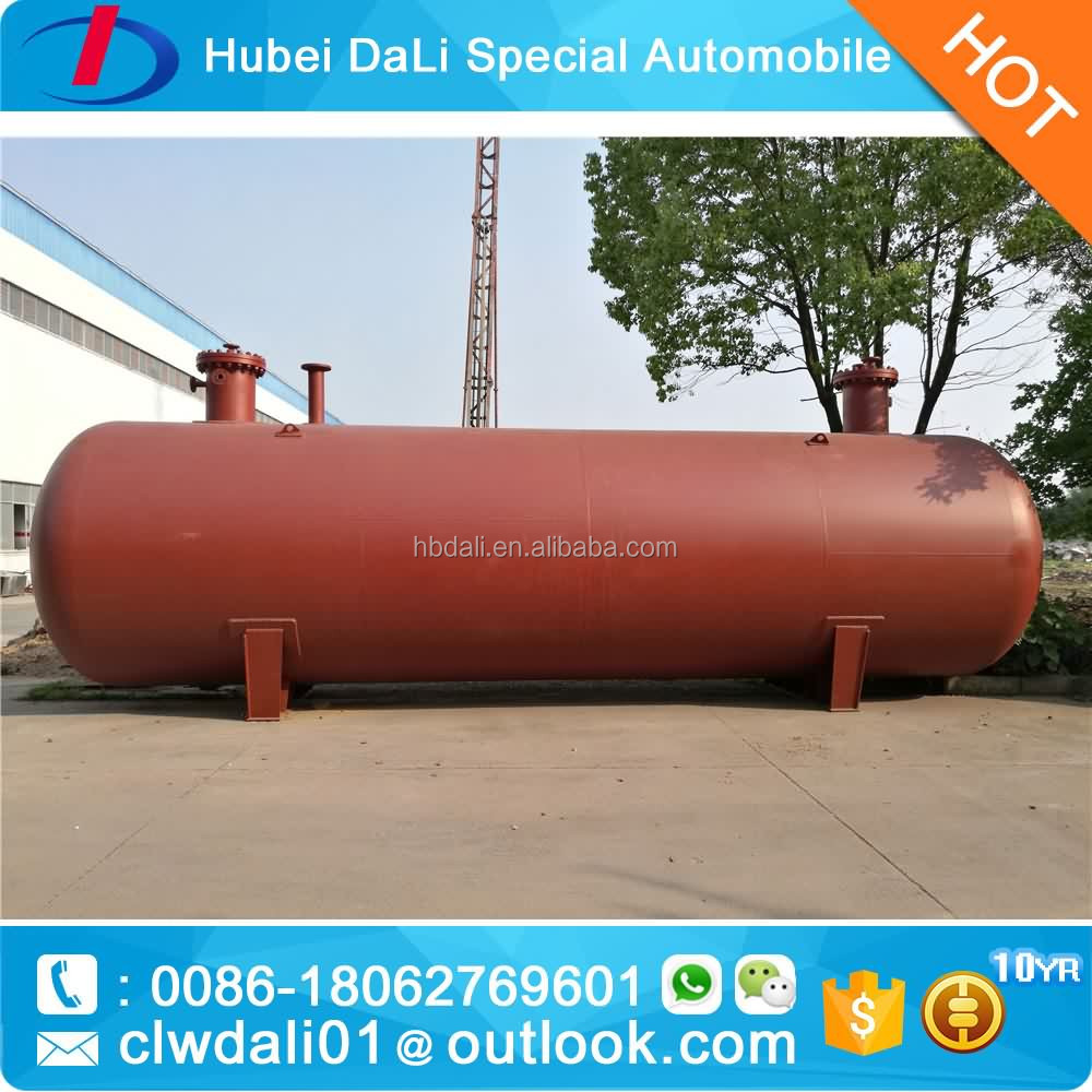 high quality and cheap price 60CBM LPG storage tank surface tank