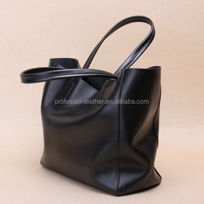 Leather Office Bags for Women, Ladies Leather Vanity Bag