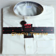 Arabic Robe/Thobe/jubah Korean fabric Latest Fashion Men thobe Islam clothing