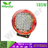 High power high lumen Original Cr ee Iwaterproof 4x4 offroad 185W LED driving light