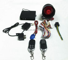 safeguard car alarm/car lock remote control