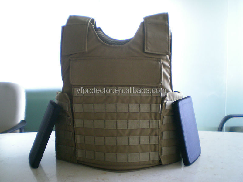 aramid bulletproof vest / NIJ IIIA bullet proof vest / body armour vest