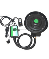 Green city centrifugal mist system ,mist plate , mist fan sprayer atomizer
