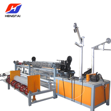 Fully Automatic Diamond Mesh Chain Link Fence Machine