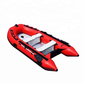 Factory directly 430cm aluminum fishing canoe boat for sale