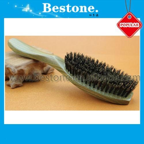 how to clean boar bristle beard brush