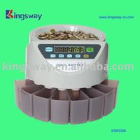 Euro Coin Counter