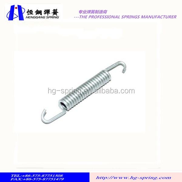 Advanced nickel plated carbon steel conical spring OEM metal torsion spring
