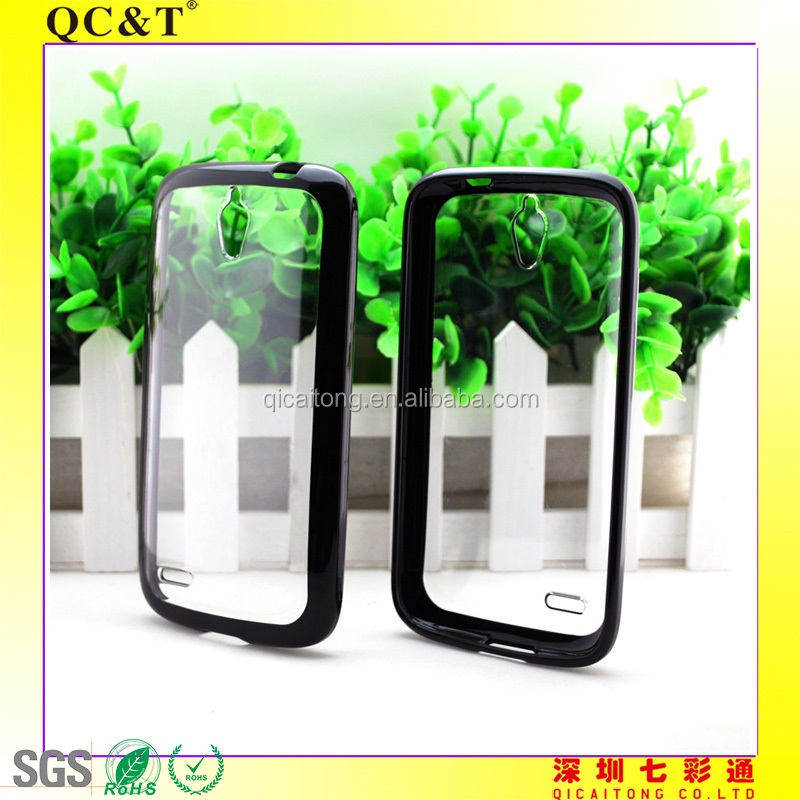 Wholesale New Designs TPU+PC case for huawei G610