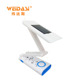 small household bedside reading usb led lamp with flexible arm