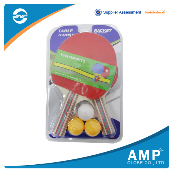 High quality best price table tennis sets/table tennis racket/ping pong table set