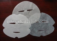 Facial Mask Raw Material Spunlace Nonwoven 100% Viscose