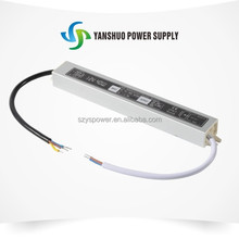 CE.ROHS approved led power supply csa led driver 30w 12v 2.5a 40w mini solar power system supply 110v