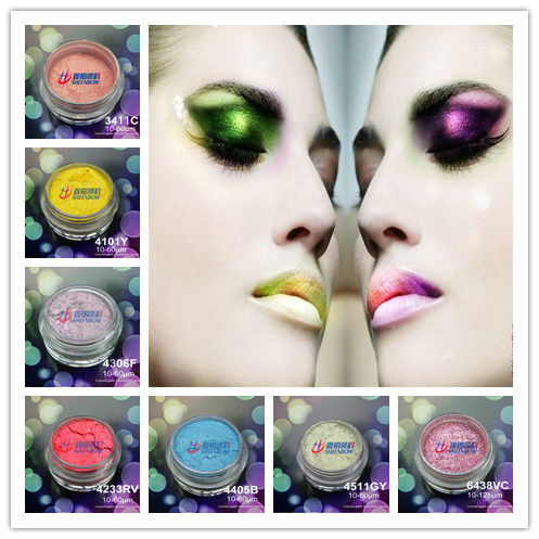 Cosmetic FDA Powder,Inorganic Mica Pigment Powder Diamond Effect for Cosmetic Used