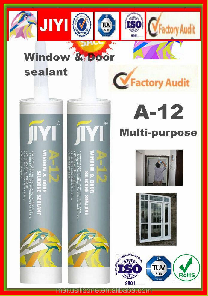 silicone sealant for stainless steel,non-toxic glass silicone sealant,silicone sealant for concrete joints