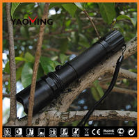 Fast Track long beam the most powerful with energy saving bulbs YM-8104 fast track flashlight torch for us army