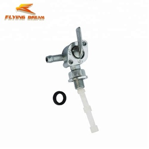 pit bike motorcycle CRF50 single hole fuel tap